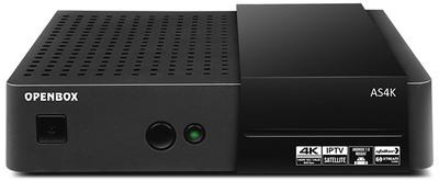 Спутниковый HDTV ресивер Openbox AS4K Plus