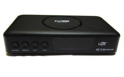 Цифровой эфирный DVB-T2 ресивер U2C (Uclan) T2 HD (UClan)