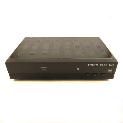 Спутниковый HDTV ресивер Tiger X100 HD