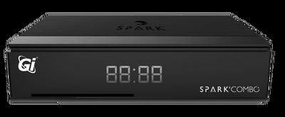 Спутниковый UHDTV  ресивер Galaxy Innovations Spark 3 Combo