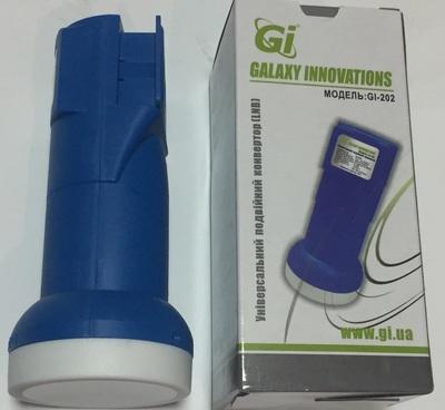 Линейный конвертер Galaxy Innovations Gi 202 Twin