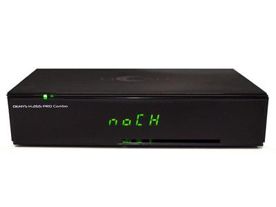 Спутниковый HDTV ресивер U2C (Uclan) Denys H.265 Pro Combo
