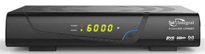 Спутниковый HDTV ресивер Sat-Integral S-1311 HD Combo