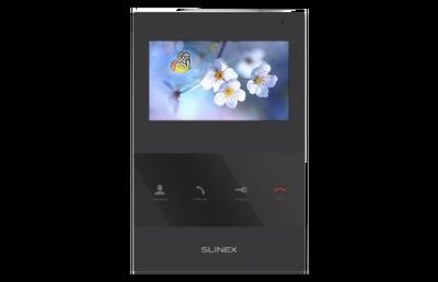 Цветной видеодомофон Slinex SQ-04