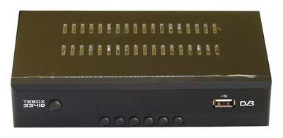 Цифровой эфирный DVB-T2 ресивер BOX T2 - 334iD