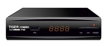 Комбинированный  HDTV ресивер Tiger COMBO HD