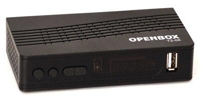 Цифровой эфирный DVB-T2 ресивер Openbox T2-06