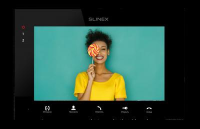 Цветной видеодомофон  HD Slinex SQ-07 MТHD