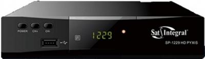 Спутниковый HDTV ресивер Sat-Integral SP-1229 HD Pyxis
