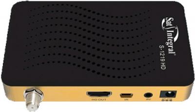Спутниковый HDTV ресивер Sat-Integral SP-1219 HD NORMA