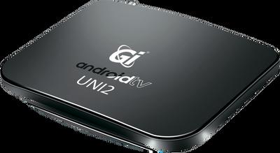 Цифровой эфирный DVB-T2 и кабельный ресивер Galaxy Innovations Uni 2+  2/8 GB