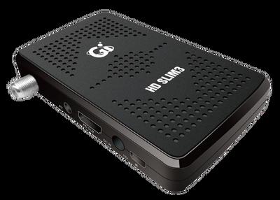 Спутниковый HDTV ресивер Galaxy Innovations HD Slim 3+  CA
