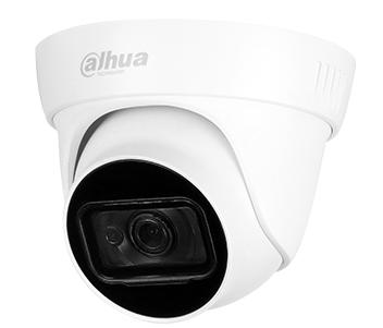 HDCVI видеокамера со Встроенным микрофоном Dahua DH-HAC-HDW1400TLP-A (2.8 ММ)