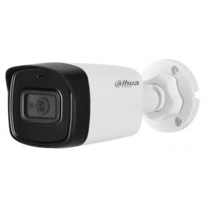 HDCVI видеокамера со встроенным микрофоном Dahua DH-HAC-HFW1400TLP-A 2.8MM