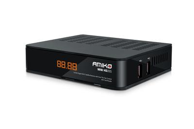 Спутниковый HDTV ресивер Amiko MINI HD265