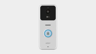 Автономная Wi-Fi Вызывная видеопанель ARNY AVP-1000