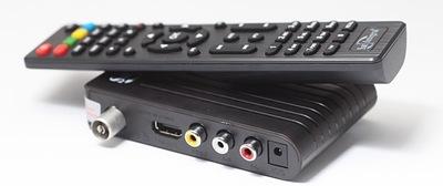 Цифровой эфирный DVB-T2 ресивер Sat-Integral 5052 T2 Mini