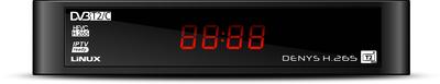 Цифровой эфирный DVB-T2 ресивер U2C (Uclan) Denys H.265 T2
