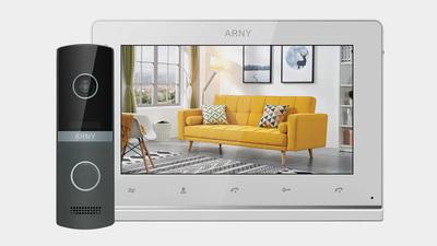 Комплект FullHD видеодомофона ARNY AVD-7130  2MPX