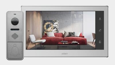 Комплект видеодомофона Full HD ARNY AVD-7430