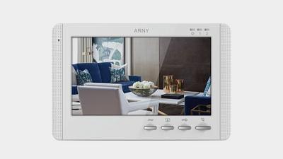 Цветной видеодомофон ARNY AVD-709MD