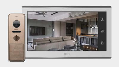 Комплект IP видеодомофона ARNY AVD-7330 WiFi