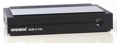 Спутниковый UHDTV ресивер Openbox AS4K CI Lite