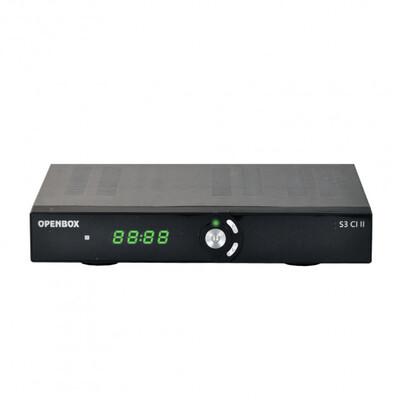Спутниковый HDTV ресивер Openbox S3 CI II HD
