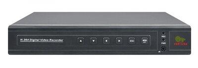 AHD видеорегистратор Partizan CHD-116EVH HD 4.1